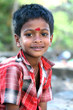 Indian Boy With a Big Smile