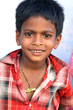Smiling Indian Boy