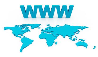 best WWW World Map Globe