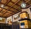 Salle de réception - restaurant