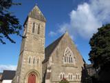 Cardross parish church poster