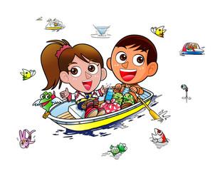 ボート/デート01
