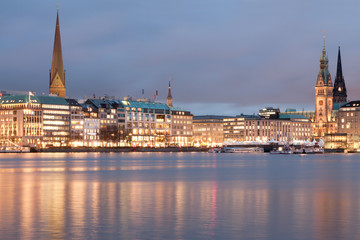 Hamburg Binnenalster 5