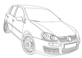 Car GV
