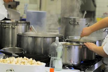 Großküche