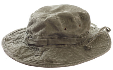 hunting hat.