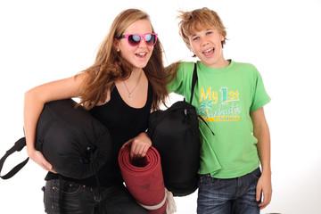 Camping Teens 1110