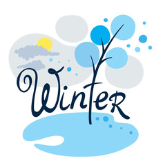 Winter came