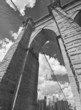 Quadro Brooklyn Bridge Architecture