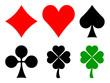 Symboles de cartes à jouer