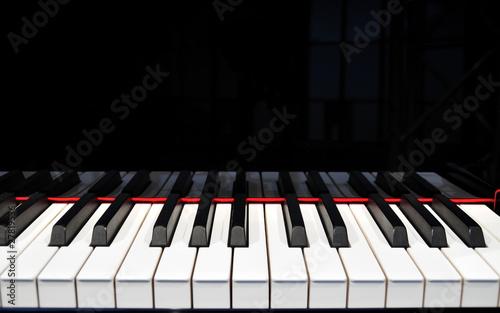Klaviertasten - 27819536
