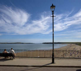 South beach Tenby