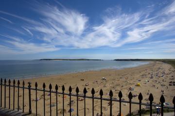South beach Tenby