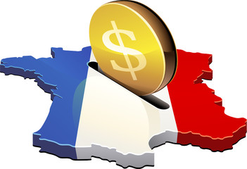 Invest Dollars in France