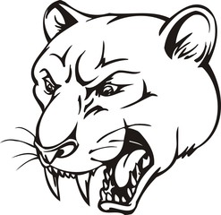 Tiger.Mascot Templates.