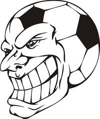 Mask - Ball.Mascot Templates.