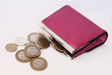 cüzdandaki bozuk paralar