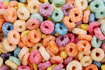 Cereal colors