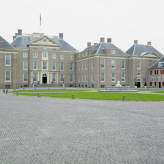 Paleis Het Loo Castle near Apeldoorn, Netherlands