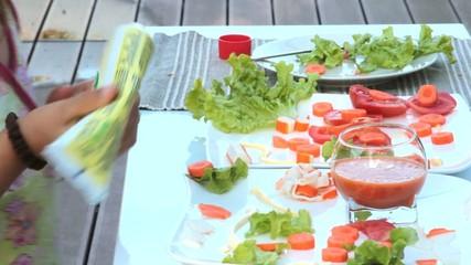 cuisine estivale