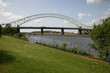 Runcorn Bridge, Liverpool, Mersey - 27845351