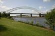 Runcorn Bridge, Liverpool, Mersey - 27845351