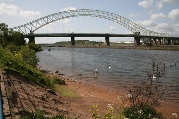 Runcorn Bridge, Liverpool