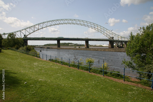 Runcorn Bridge, Liverpool, Mersey