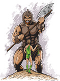David vs Goliath poster