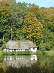 Fischerhütte in Molfsee