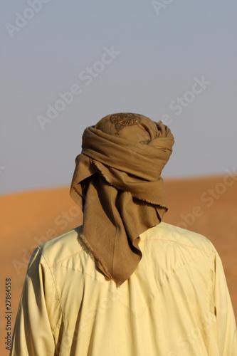 Foto Spatwand Dubai Bedouin