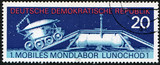 soviet moon machine Lunokhod - 1