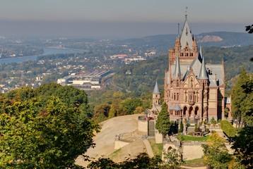Schloss Drachenburg, Siebengebirge