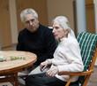 Greisin im Pflegeheim (Alzheimer)