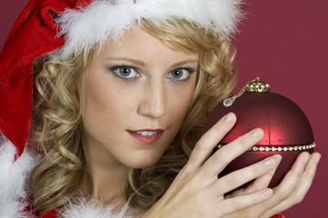 Weinachten-Santa Claus