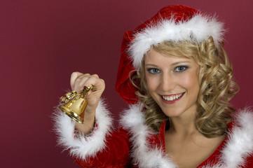 Die Weihnachtszeit ein läuten.