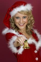 Weinachtszeit-Santa Claus