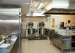 Typical kitchen of a restaurant - 27870140