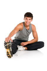 Fitness stretching exercises