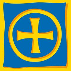 croce, simbolo cristiano