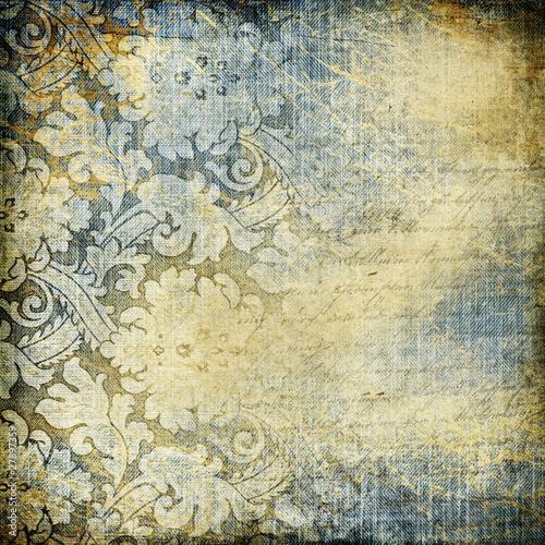 vintage decorative paper © Freesurf