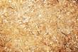 Hintergrund Goldwolle