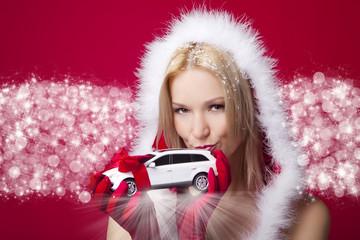 luxus geschenk auto frau