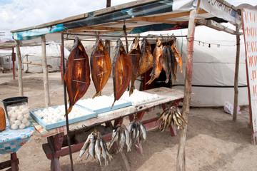 Smoked whitefish (Coregonus)