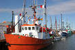 Fishing Boats, New Brunswick