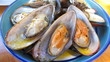 grilled mussels - 27909913