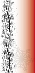 decorazione per natale verticale