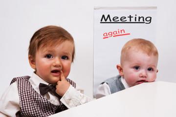 Baby Meeting - Meeting Again