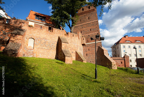 Leaning Tower in Torun,Poland - 27921502