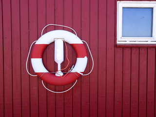 Life buoy / Life Preserver / Life ring / Life belt / HELP!